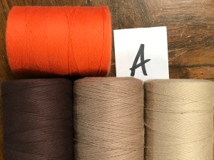 Voting for yarn combinations - A
