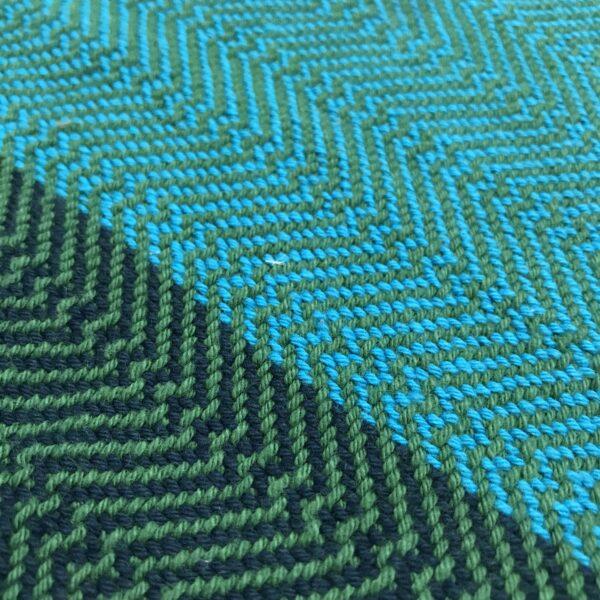 Weaving Design Elements Pattern