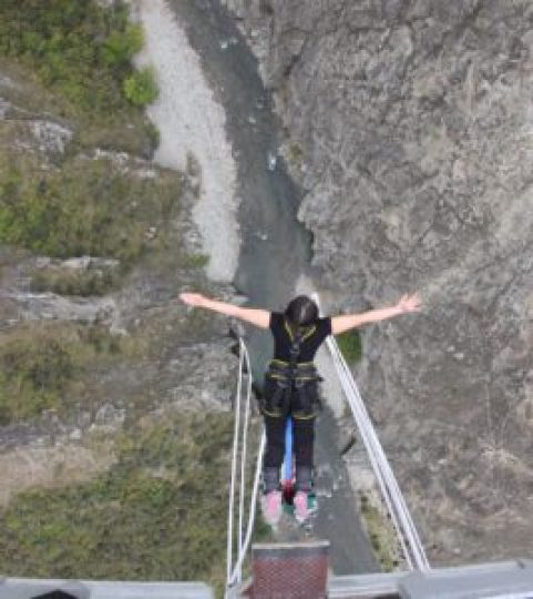 Act On It Coaching Life and Business Coaching life is a bungy jump right in Charlotte Keating