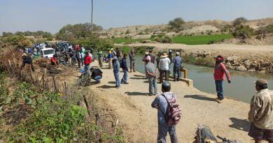 En Perú 60% de la campaña chica de arroz se perderá por falta de agua