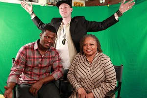 The EZ Show with Actors Cedric Sanders and Reatha Grey
