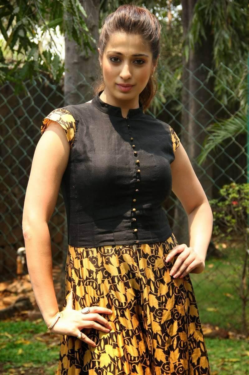 Indian Actress Lakshmi Rai Long Hair Hot Photos Actress