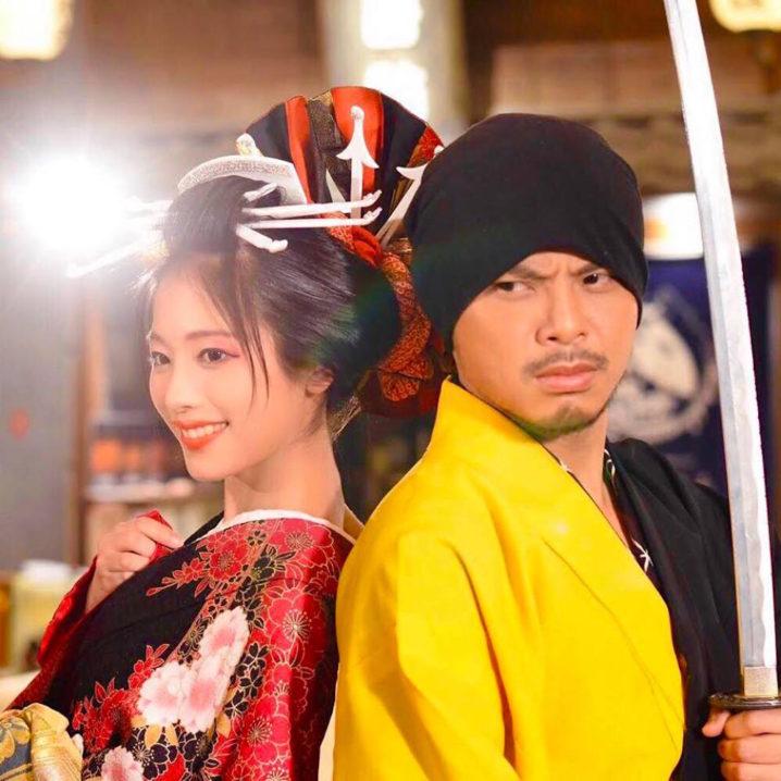 二宮芽生 出演!Namewee「東京盆踴り2020」MV公開! | ACTRESS PRESS