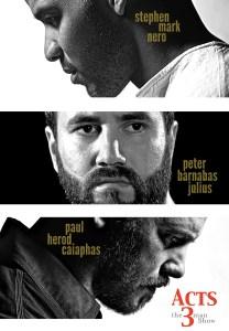 Cast 1: Bryce Lenon, Gabriel Rivera, Reggie Austin