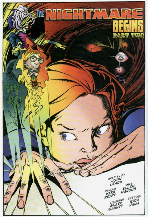 Comic Book Cleanup