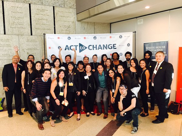 Act To Change Group Photo