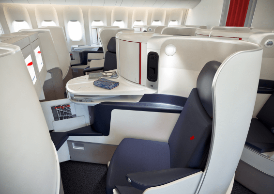"Cabine Air France Business ""best"""