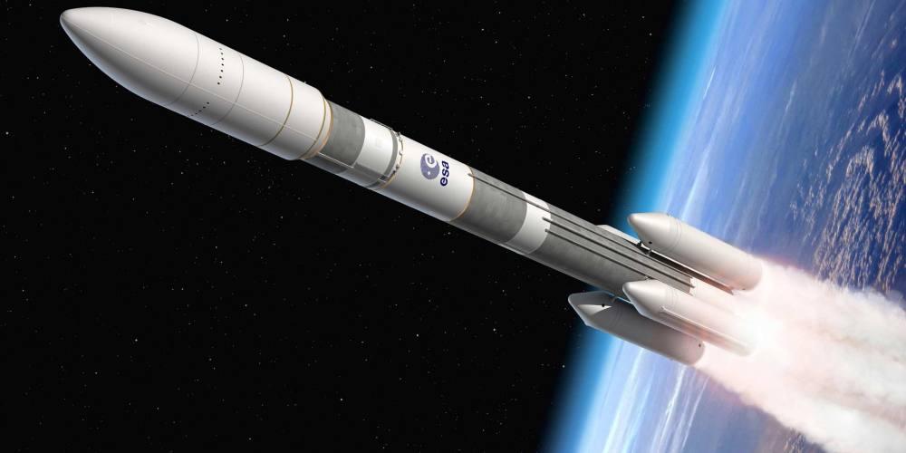 Ariane 6 - © ESA–D. Ducros