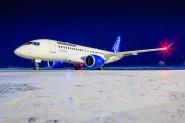 original CS100 BOMBARDIER - CS100 Bombardier - image gracieusement fournie par Bombardier inc