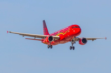 OO-SNA A320 Brussels Airlines