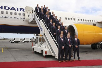 Euro 2016 : équipe d'Islande - Icelandair
