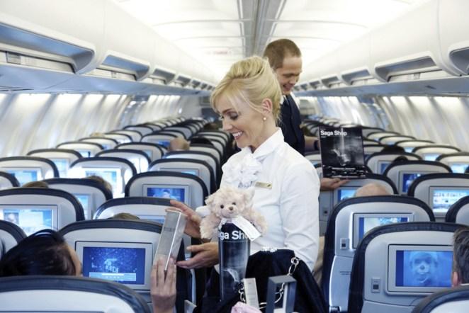 Cabine Icelandair