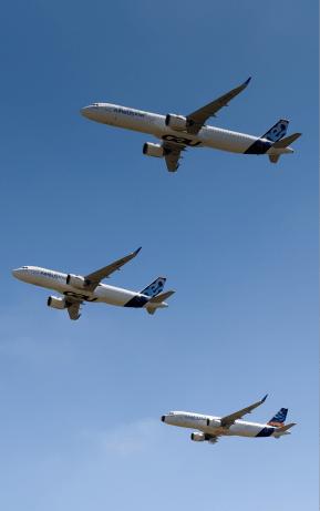 Airbus A320 F-WWBA - A320neo - A321neo