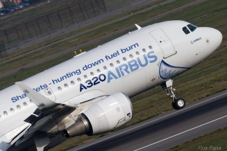 Airbus A320 F-WWBA msn 001