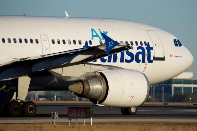 Air Transat Airbus A310-300 C-GTSH