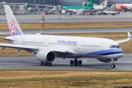 A350 China Airlines - Clément Alloing