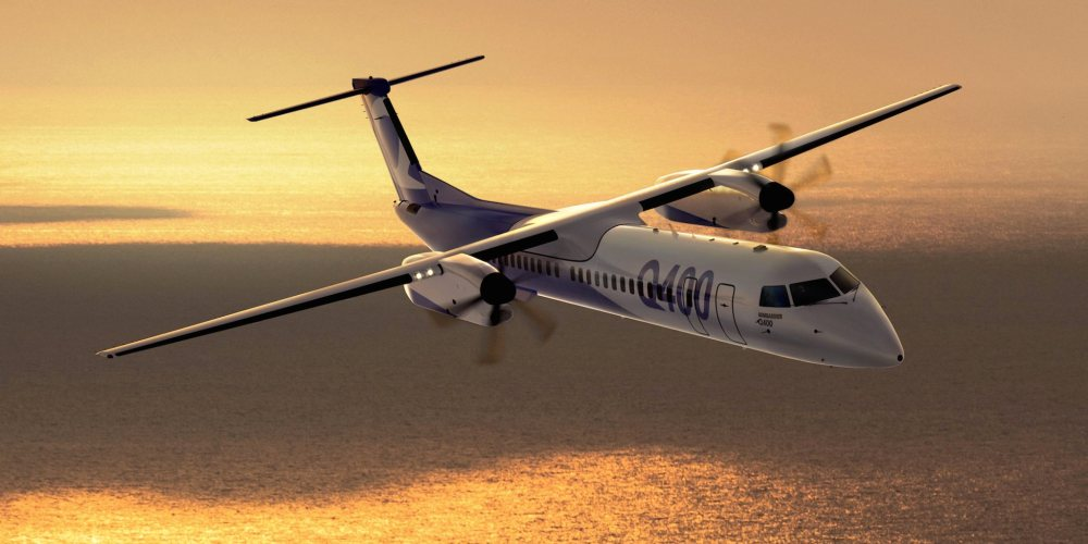 Q400 - Bombardier
