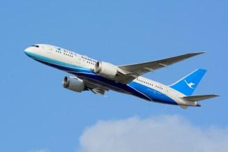 Xiamen Airlines, Boeing 787-8