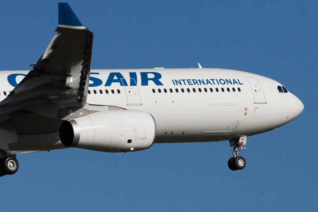 Corsair Airbus A330-343X cn 1359 F-WWCZ // F-HSKY