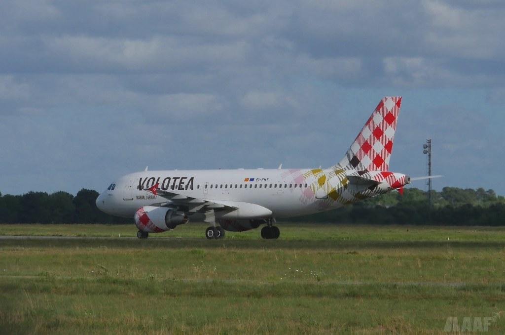 Airbus A319 Volotea