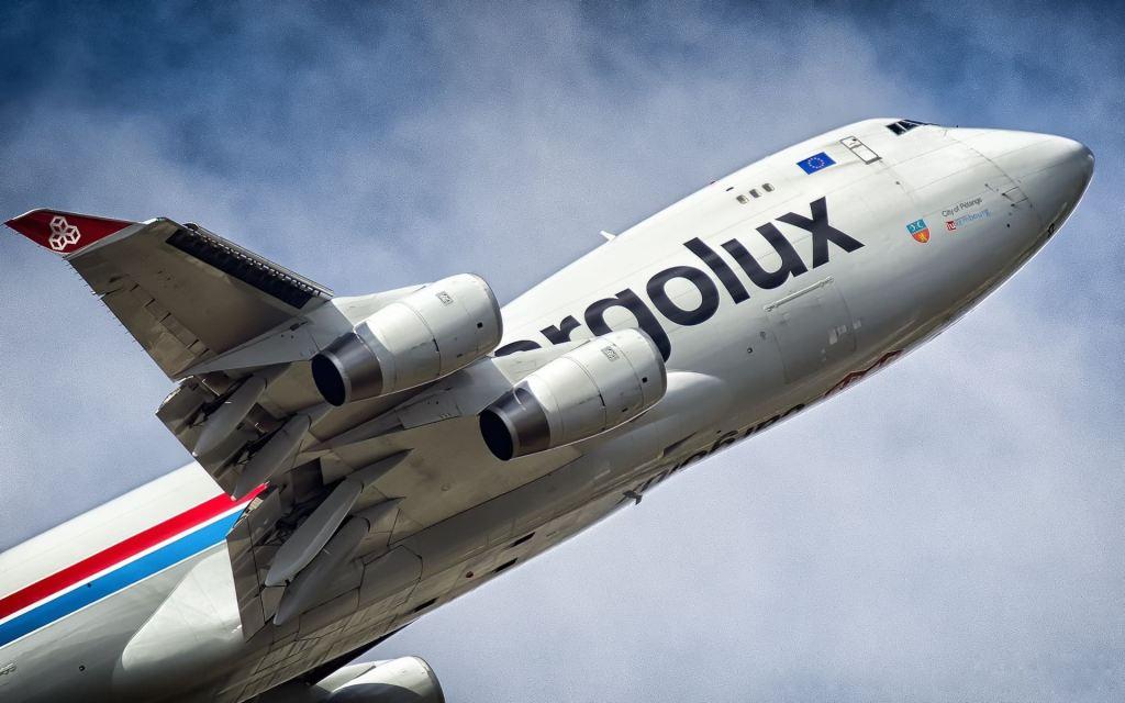 LX-WCV Cargolux Airlines International Boeing 747-4R7F - cn 35804 / 1390