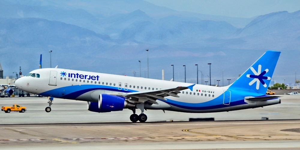 XA-BAV 2012 Interjet Airbus A320-214 - cn 5372