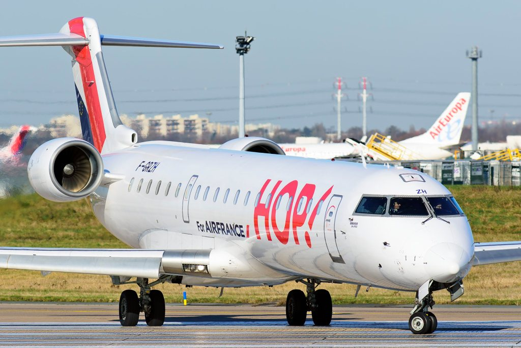 Bombardier CRJ HOP! Air France