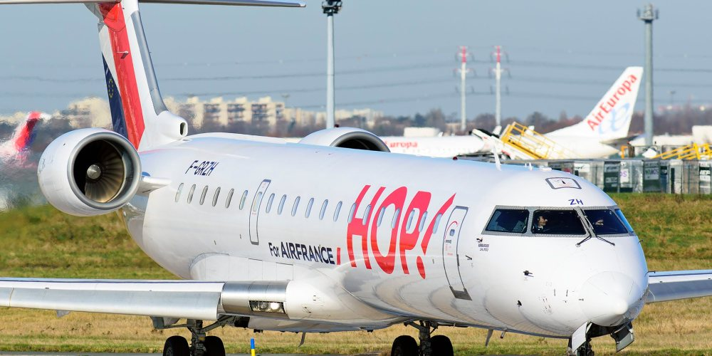 Bombardier CRJ HOP! Air France