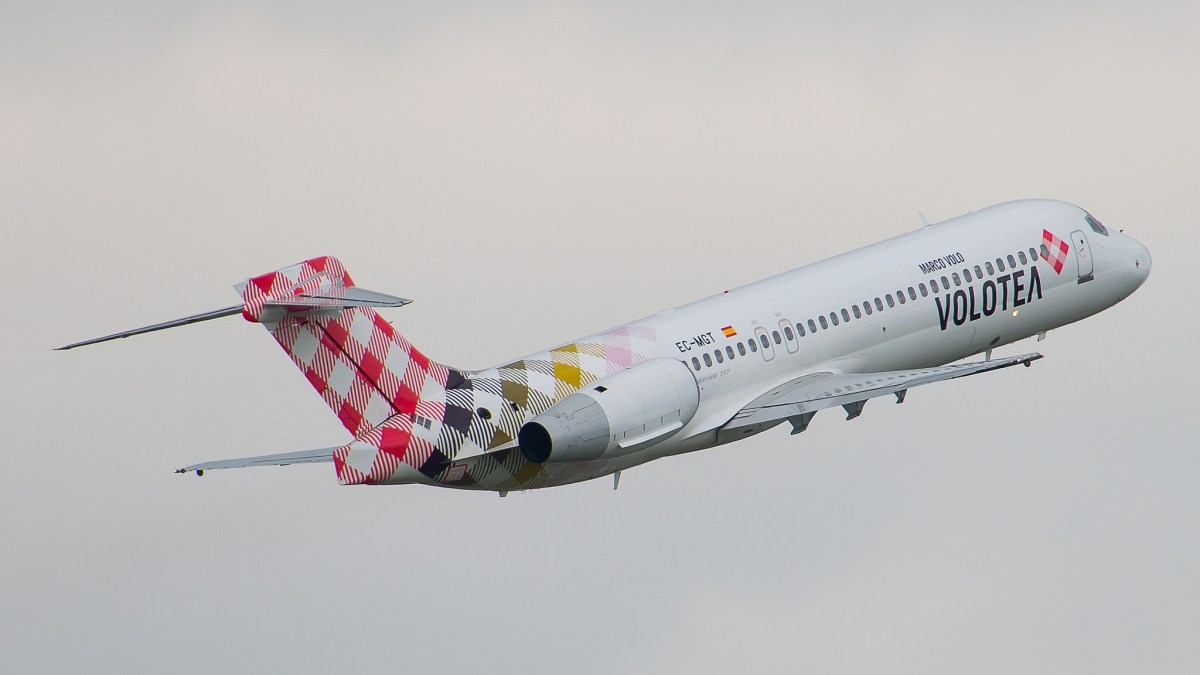 Volotea poursuit sa lanc e et ouvre marseille sa 5 me for Low cost marseille