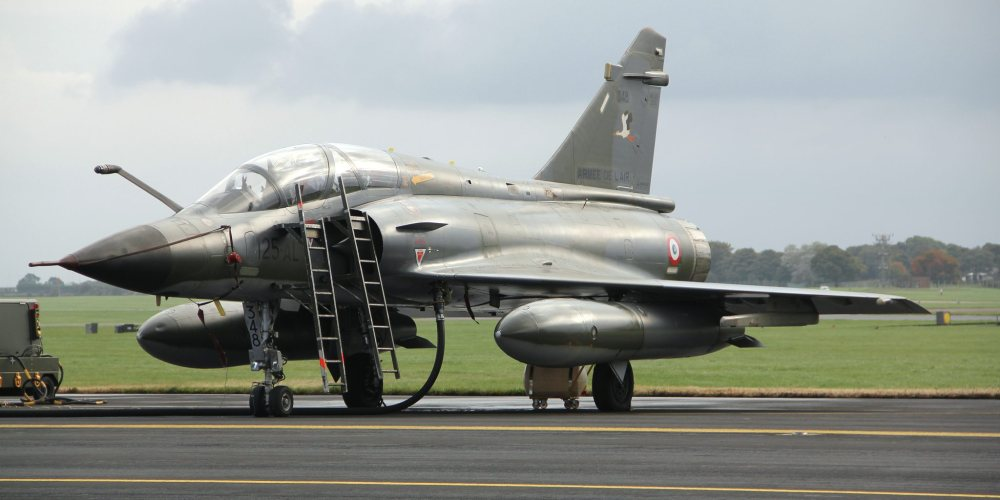 Mirage 2000N de l'escadron 2/4 « La Fayette »