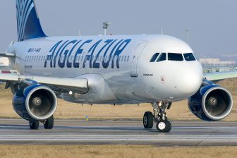 Airbus A320 Aigle Azur