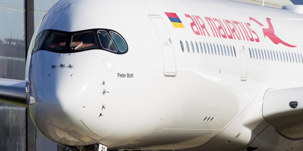 Air Mauritius Airbus A350-941 cn 145 F-WZNN // 3B-NBP