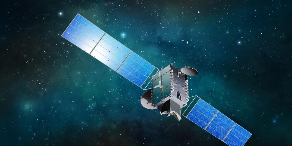 Satelite BSAT-4a fabriqué par SSL [Space Systems Loral]