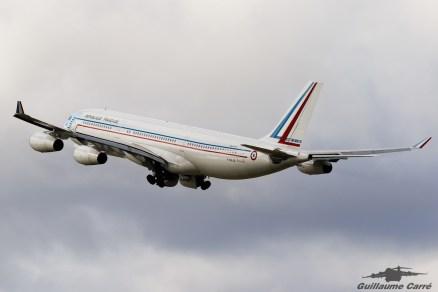 F-RAJA A340-200 COTAM