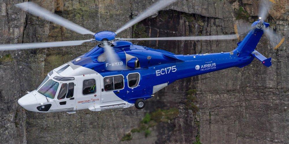 H175 en vol