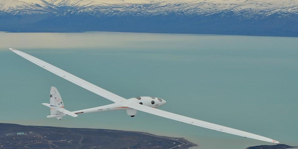 planeur stratosphérique Perlan II