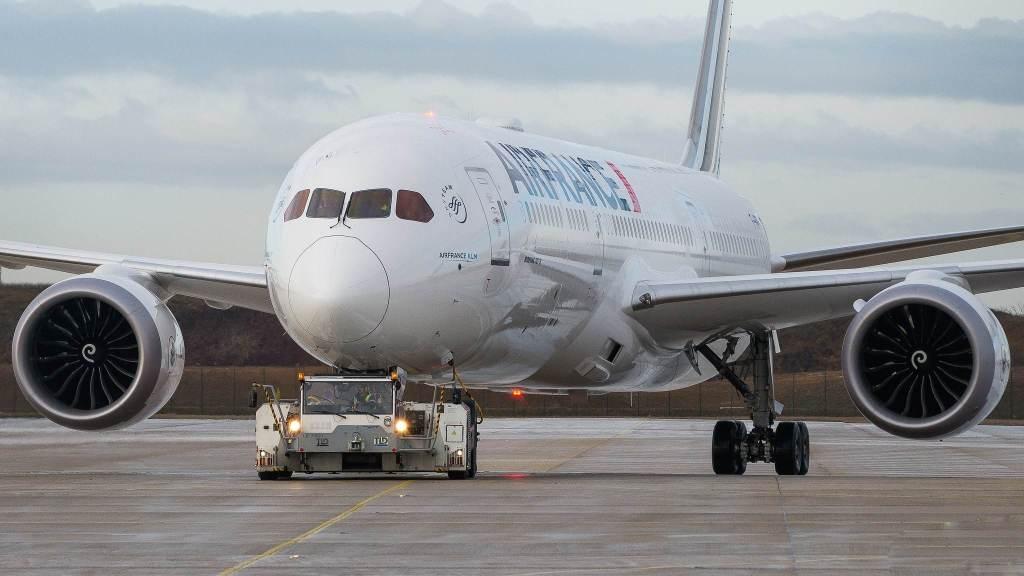 Boeing 787-900 Air France