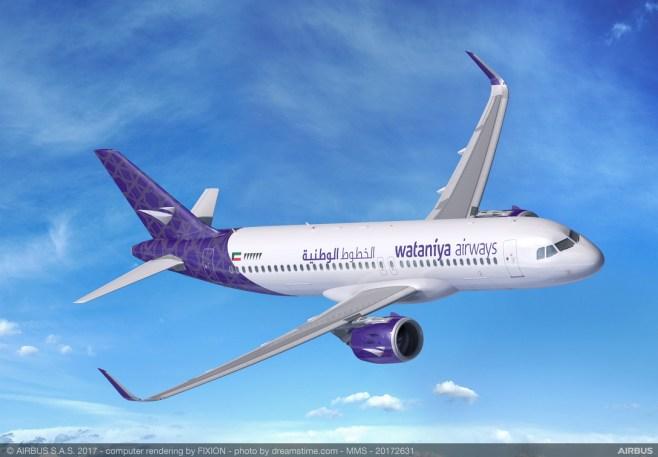 A320neo avec moteur CFM