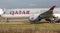 1er Airbus A350-1000 Qatar Airways A7-ANA
