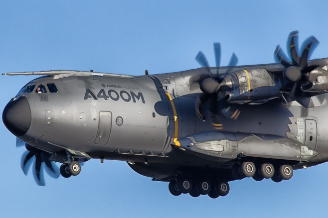 F-WWMS Airbus Military Airbus A400M - cn 003