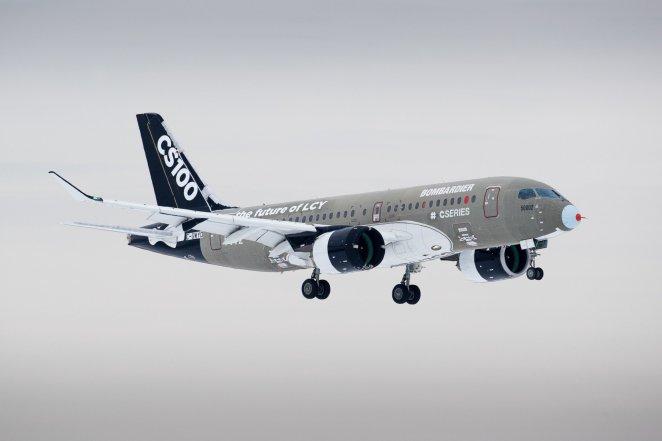 CS100 Bombardier