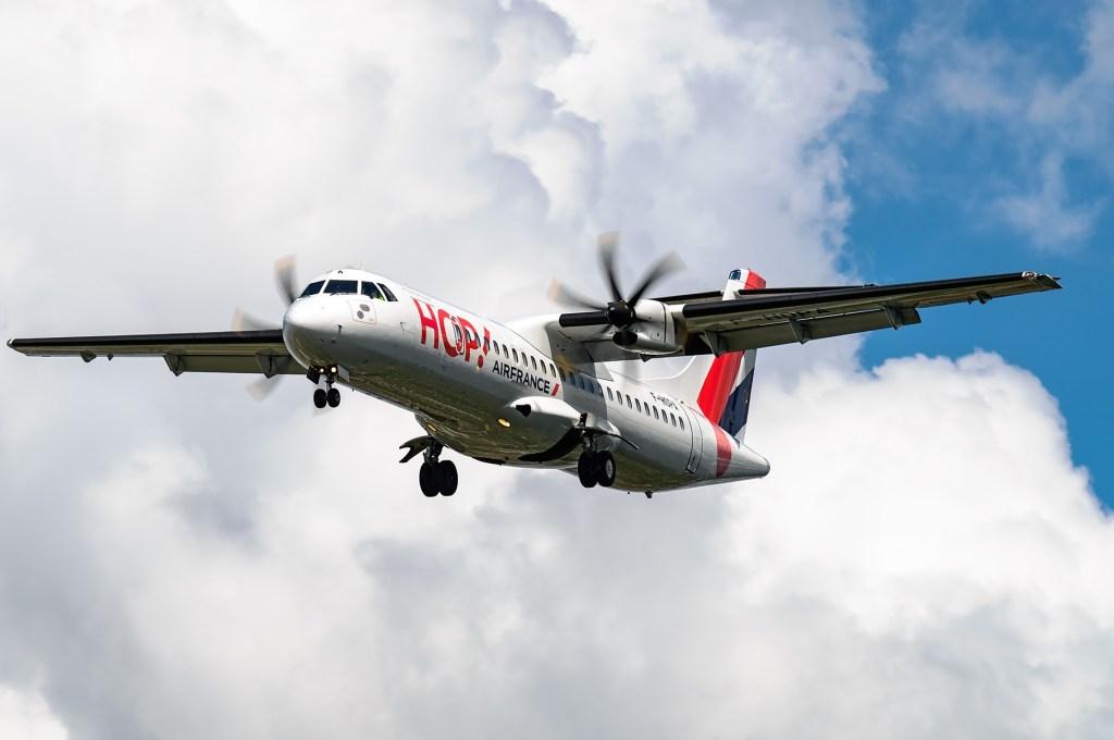 F-HOPA ATR72-600 Hop! Air France
