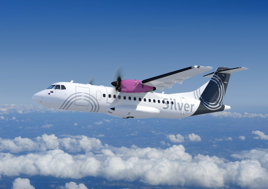 ATR 42-600 Silver Airways