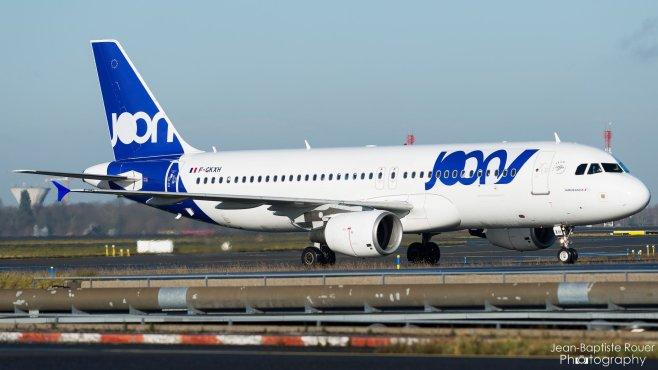 Airbus A320-214 JOON F-GKXH