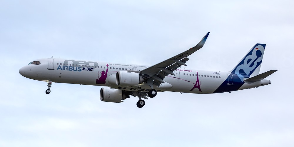 [D-AVZO] Le premier A321LR