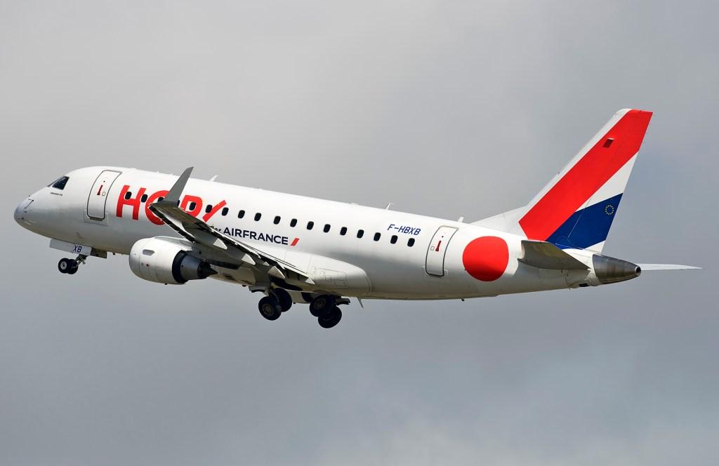 F-HBXB Embraer 170 HOP! Air France