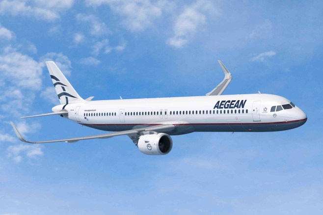 A321neo Aegean Airlines