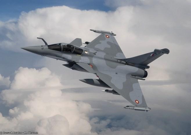 Rafale - Dassault Aviation