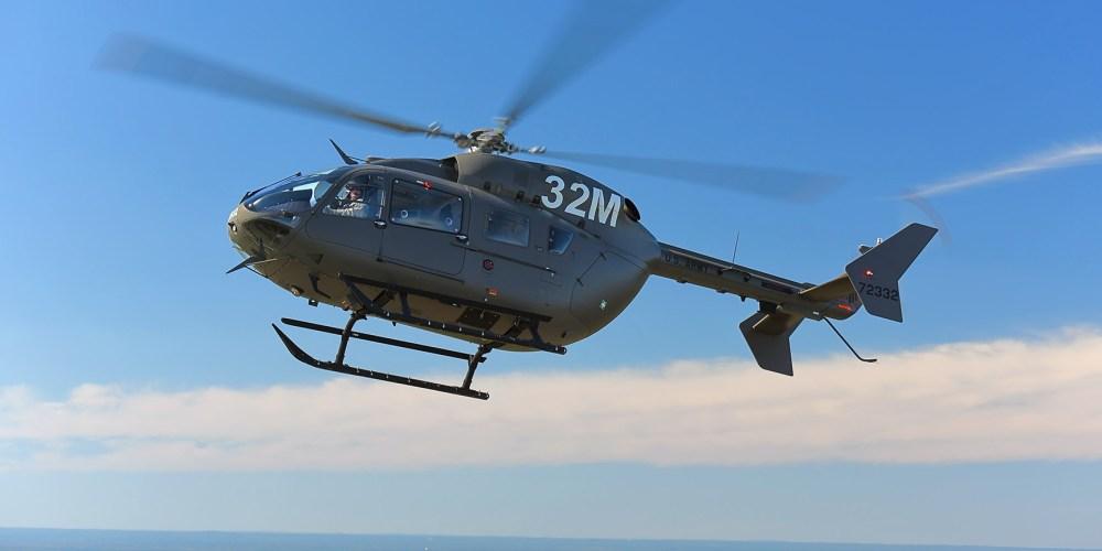 Lakotas UH-72A