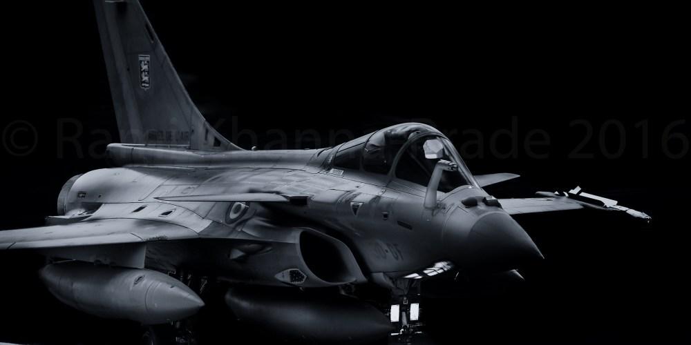 Rafale de l'Armée de l'air française